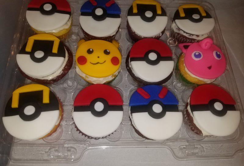 Gourmet Cupcakes | Petite Astorias, Escondido, San Diego County, California